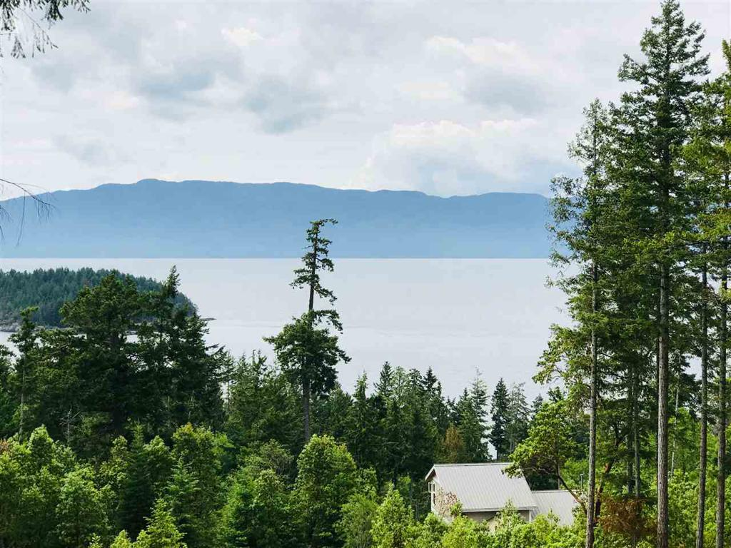 Photo of home for sale at LOT 102 JOHNSTON HEIGHTS, Garden Bay BC