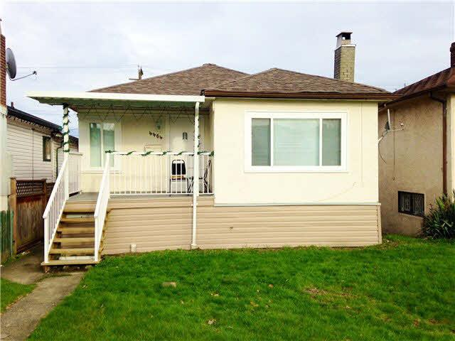 Photo of home for sale at 4464 KNIGHT, Vancouver BC