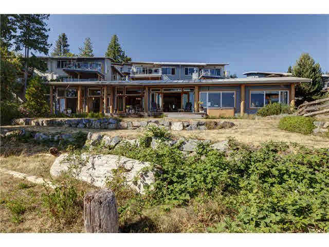 Photo of home for sale at 5340 WAKEFIELD BEACH, Sechelt BC