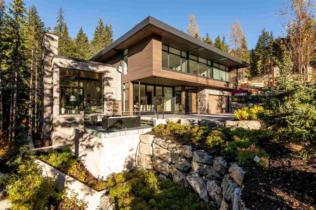 Photo of home for sale at 2934 HERITAGE PEAKS, Whistler BC