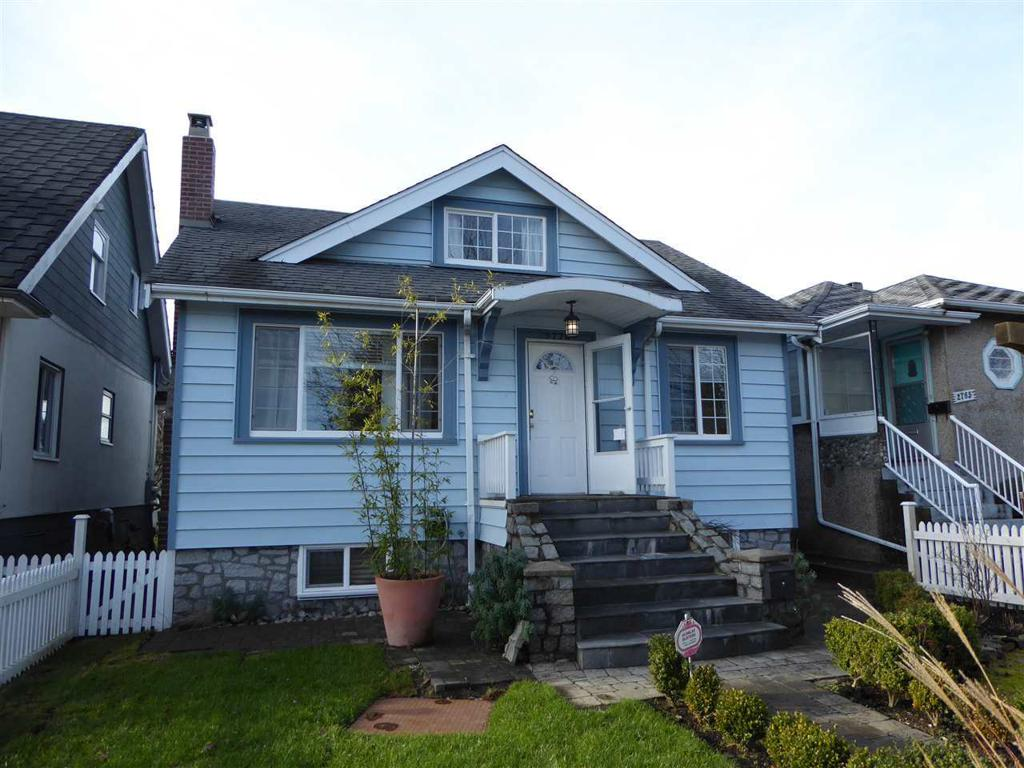 Photo of home for sale at 2779 NANAIMO, Vancouver BC