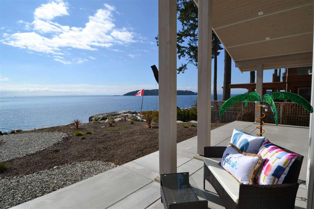 Photo of home for sale at 6041 SILVERSTONE, Sechelt BC