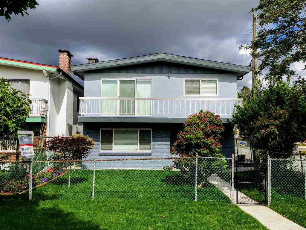 Photo of home for sale at 570 RUPERT, Vancouver BC