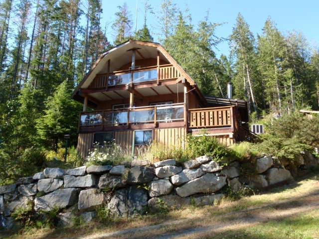 Photo of home for sale at BLK O JAKES, Sechelt BC