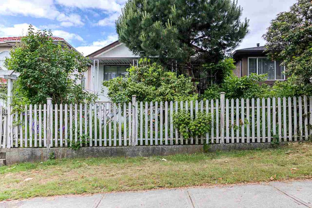 Photo of home for sale at 3409 PENDER E, Vancouver BC