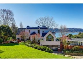 Property for sale at 233 Round Hill Road, Tiburon,  California 94920