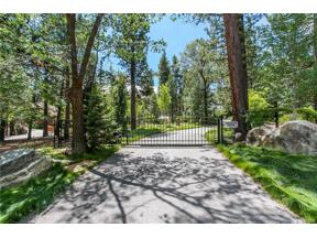 Property for sale at 42401 Switzerland Drive, Big Bear Lake,  California 92315