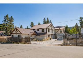 Property for sale at 590 Bartlett Lane, Big Bear Lake,  California 92315