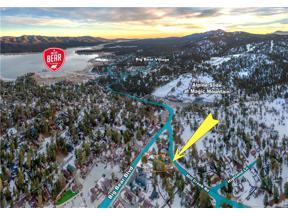 Property for sale at 40241 Big Bear Boulevard, Big Bear Lake,  CA 92315