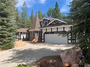Property for sale at 42359 Heavenly Valley, Big Bear Lake,  California 92315