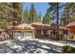 Property for sale at 42098 Evergreen Drive, Big Bear Lake,  California 92315