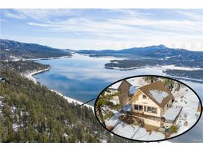 Property for sale at 38700 North Shore Drive, Fawnskin,  California 92333