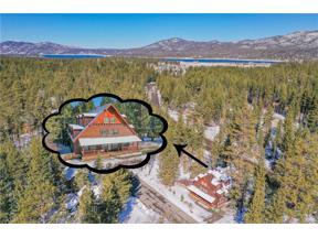 Property for sale at 42390 Evergreen Drive, Big Bear Lake,  California 92315