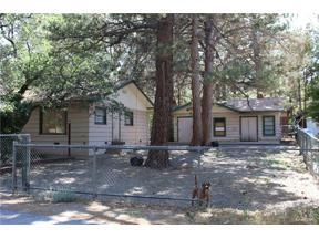 Property for sale at 440 Holmes Lane, Sugarloaf,  CA 92386