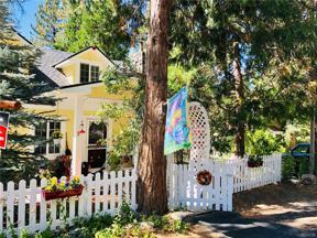 Property for sale at 1140 Illini Drive, Fawnskin,  California 92333