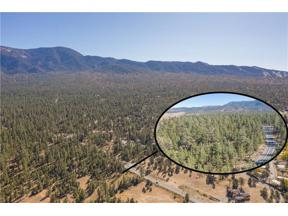 Property for sale at 0 Hwy 38, Big Bear City,  CA 92314