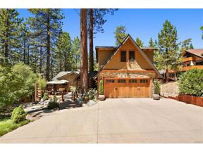 Property for sale at 39174 Waterview Drive, Big Bear Lake,  California 92314