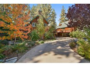 Property for sale at 940 Canyon Road, Fawnskin,  California 92333