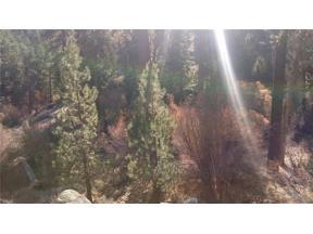 Property for sale at 0 Boulder Creek Ln, Big Bear Lake,  CA 92315