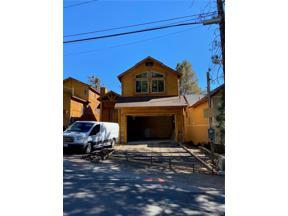 Property for sale at 42751 Cougar Road, Big Bear Lake,  California 92315