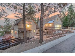 Property for sale at 823 Boulder Road, Big Bear Lake,  California 92315