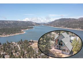 Property for sale at 39411 Point Road, Big Bear Lake,  California 92315