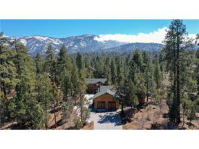 Property for sale at 1308 Shadowhill Court, Big Bear City,  California 92314