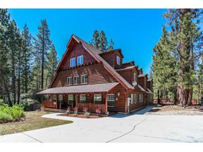 Property for sale at 42390 Evergreen Drive, Big Bear Lake,  CA 92315
