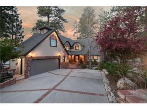 Property for sale at 41324 Condor Drive, Big Bear Lake,  California 92315