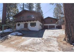 Property for sale at 41829 Switzerland Drive, Big Bear Lake,  California 92314