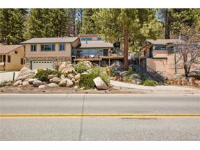 Property for sale at 38710 N Shore Drive, Fawnskin,  California 92333