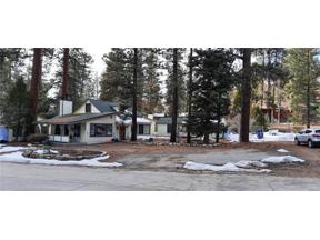 Property for sale at 1004 Canyon Road, Fawnskin,  California 92333