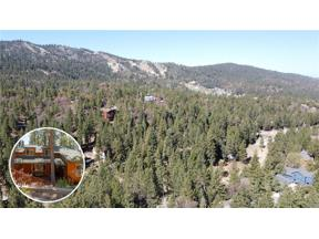 Property for sale at 43759 Yosemite Drive, Big Bear Lake,  California 92315