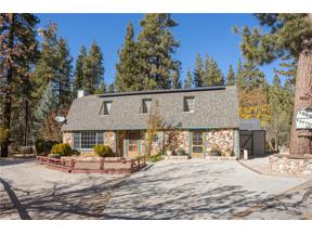 Property for sale at 1050 Canyon Road, Fawnskin,  California 92333