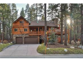 Property for sale at 41469 Stone Bridge Road, Big Bear Lake,  CA 92315