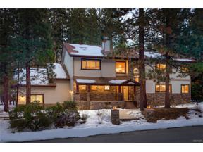 Property for sale at 711 Winterset Court, Big Bear Lake,  California 92315