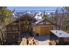 Property for sale at 43596 Sheephorn Road, Big Bear Lake,  CA 92315
