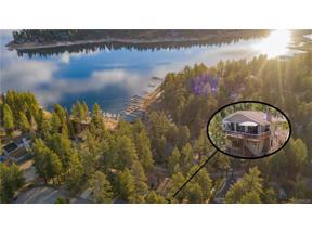 Property for sale at 724 Cove Drive, Big Bear Lake,  California 92315