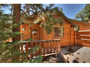 Property for sale at 1329 Balsam Drive, Big Bear Lake,  California 92315