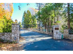 Property for sale at 1116 Sherwood Road, Lake Arrowhead,  CA 92352