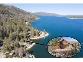 Property for sale at 203 Big Bear Trail, Fawnskin,  California 92333