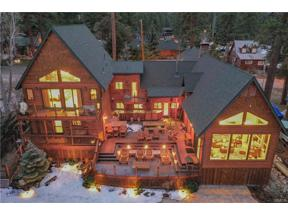 Property for sale at 149 Lagunita Lane, Big Bear Lake,  California 92315