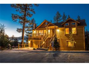 Property for sale at 42252 Eagle Ridge Drive, Big Bear Lake,  California 92315