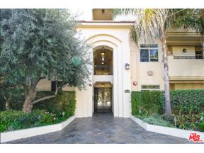 Property for sale at 10640 WOODBRIDGE ST # 206, Toluca Lake,  California 91602