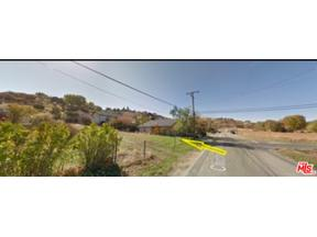 Property for sale at 0 Chiptree Dr, Elizabeth Lake,  California 93532