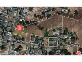Property for sale at 0 Morningside Drive, Castaic,  California 91384