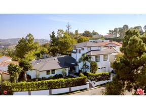 Property for sale at 8306 SKYLINE DR, Los Angeles,  California 90046