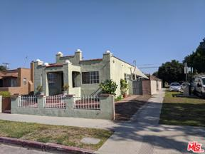 Property for sale at 2654 S Dunsmuir Ave, Los Angeles,  California 90016