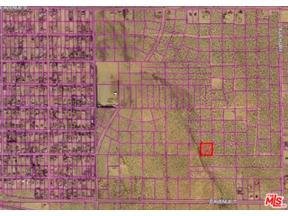 Property for sale at 0 Vac/Cor 112Th Ste/Ave S1, Sun Village,  California 93543