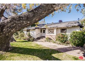 Property for sale at 4647 Talofa Ave, Toluca Lake,  California 91602